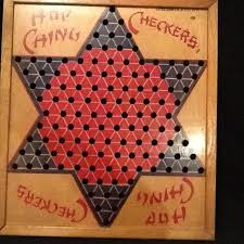Vintage Wooden Board Games Best Chinese Checkers Game Board Vintage Wood hop Ching Board 12
