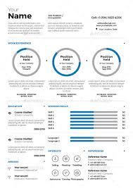 Infographic Resume Template Free Download 28 Infographic Resume