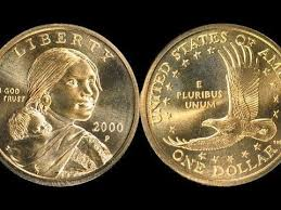 Sacagawea Gold Dollar Value Chart Search Your Change For This Rare Sacagawea Gold Dollar