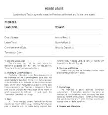 Simple Rental Lease Agreement Basic Rental Contract Template Familyarchives Co