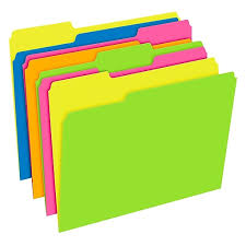 Image Amazon Pendaflex Glow Twisted File Folders Letter Size Tab Assorted Colors 12pack 40526 Staples Staples Pendaflex Glow Twisted File Folders Letter Size Tab Assorted
