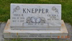 Verle K. Knepper (1938-1997) - Find A Grave Memorial