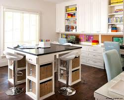 office craft ideas. Small Craft Room In Upper Level House Office Ideas S