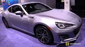subaru brz custom interior. 2017 subaru brz exterior and interior walkaround detroit auto show brz custom