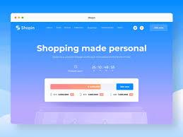 Site Disign Web Ui Ux Design On Behance