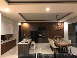 modern mansion dining room. Rumah Dijual Surabaya: For Sale Minimalis Tropical Modern House Raffles Citraland (4. Mansion Dining Room