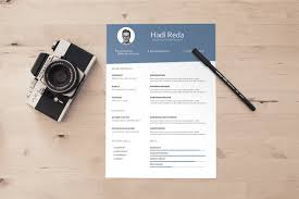 A4 Curriculum Vitae Resume Template Resume Templates Creative
