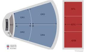 North Charleston Coliseum Seating Chart Pinterest