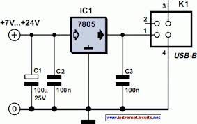 7805 circuit diagram ireleast info 7805 circuit diagram the wiring diagram wiring circuit