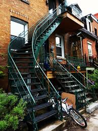 Outdoor Staircase why montreal has outdoor staircases mtl blog 8156 by xevi.us