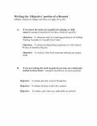 Objective For A Nanny Resume Nanny Cover Letter Awesome Nanny Resume Objective Sample Inspiring 38