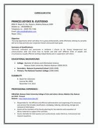 How To Make Simple Resume For A Job Standard Cv Format Bangladesh Professional Resumes Sample Online