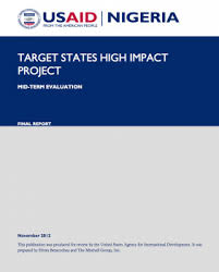 Target States High Impact Project - Mid-Term Evaluation ...
