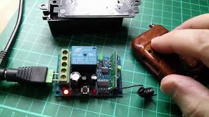 12v Multimode Learning <b>Wireless Remote Control</b> - YouTube