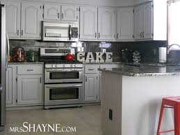 painting oak cabinets grey unlikely this looks almost identical to my kitchen but i love the