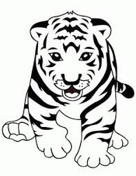 Small Picture T For Animal Tiger Coloring Pages Kids Coloring Pages