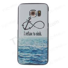 Samsung Quote Delectable Plastic Back Shell For Samsung Galaxy S48 Edge G48 Anchor And