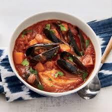 Mussel Stew Recipe
