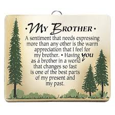 Brother Poems I Love You Brother Poems
