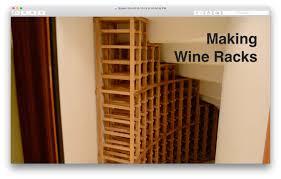 diy wine rack from pallet best of ergonomic diy wine rack insert diy wine rack plans
