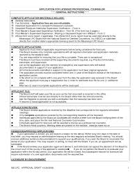 mental health counselor resume examples  make resume