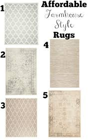 farmhouse style rugs. So You Wanna Get That Farmhouse Look, Huh? Well You\u0027re In The Right Spot My Friends. I Have Created A Complete Style Guide For Those Of Are Rugs H
