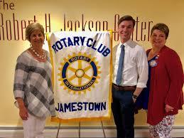 Austin Morgan - Candidate for NYS Senate | Rotary Club of Jamestown New York