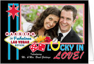 Wedding Announcement Photo Cards Wedding Photo Announcements From Greeting Card Universe