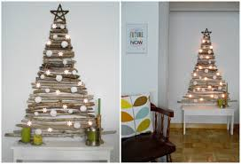 christmas trees for small spaces. Beautiful Small Hanging Sticks Christmas Tree And Trees For Small Spaces P