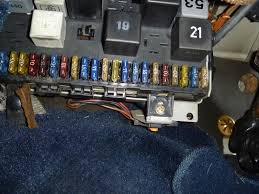 vwvortex com fuse box question replace all of them in the order that says on the diagram or just follow the same order that my fuse box has the new ones