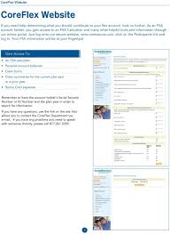 on the partints link and log in your fsa information will be