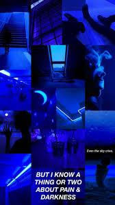 Blue Aesthetic Lockscreen Wallpapers ...
