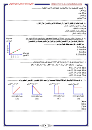 امتحان الكيمياء التجريبى للصف الأول الثانوى الترم الأول 2021