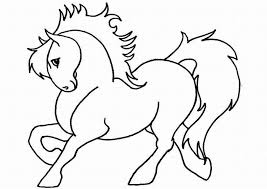 Small Picture Top Horse Coloring Pages Cool Ideas 138 Unknown Resolutions