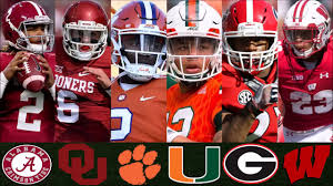 Head To Head Resume Comparisons College Football Top Teams Youtube