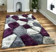 purple and black area rugs hubby milan purple black grey patchwork area rug
