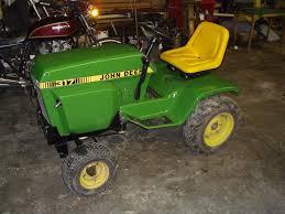 jim kaczmarek garden tractor info john deere 317 garden tractor