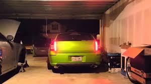 2005 Dodge Magnum 3rd Brake Light Dodge Magnum Led Strip Tail Light Youtube