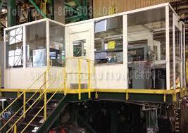 Warehouse mezzanine modular office Modular Inplant Inplant Offices Modular Construction Warehouses Inplant Offices Modular Construction Warehouses Southwest Solutions Group Forkliftable Offices For Mezzanines Industrial Interior Modular