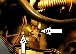 the original mechanic how to replace the starter in a gm 2 4l 13 unwire the 13mm battery plus b wire there are two other wires also mounted onto the same stud remember where they go for rewiring