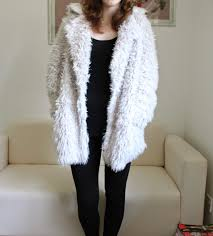 everything but the kitchen sink the fluffy primark coat