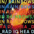 In Rainbows album by Radiohead