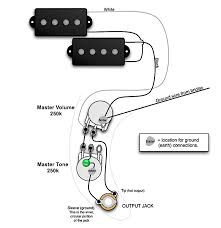 wiring diagram for fender p bass the wiring diagram help i keep wiring my pickups backwards talkbass wiring diagram