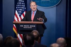 Former White House press secretary Sean Spicer to serve as ...