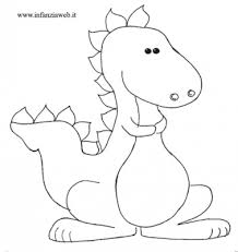 Disegni Da Colorare Categoria Animali Immagine Drago Infanziaweb