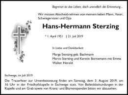 Aktuelle Ausgabe Traueranzeigen Suchen Werra Rundschau Online