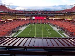 Fedex Field Virtual Seating Chart Fedexfield View From Zone D Club 332 Vivid Seats