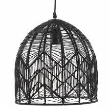 rattan ceiling light pendant designs