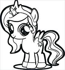 Free Pony Coloring Pages Horse And Pony Coloring Pages Free