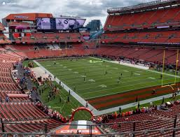 Cleveland Browns Stadium Seating Chart View Firstenergy Stadium Section 342 Seat Views Seatgeek